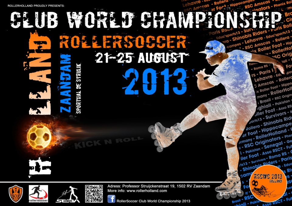 RSCWC 2013 Poster